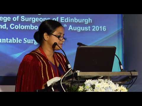 "The SAARC Surgical Care Society Oration on ""Reaching the community"""
