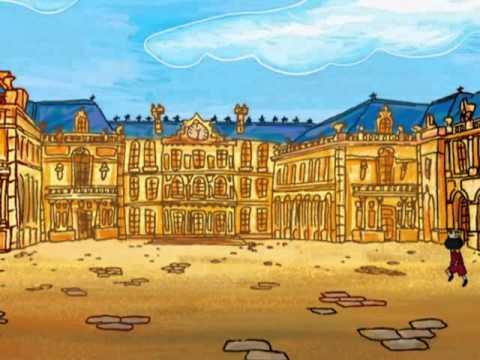 Madeline 2000 - Episode 7 - Madeline at Versailles