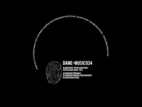 Bloody Mary - Knockout (Original Mix) [Dame-Music 034]