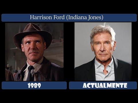 Indiana Jones Y La Última Cruzada Antes Y Después 2018
