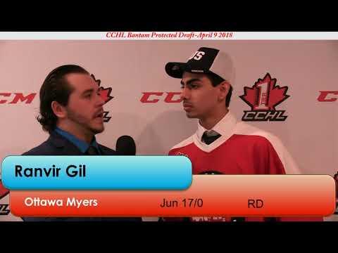 CCHL Interview Ranvir Gil