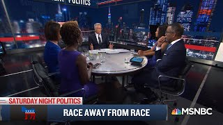 Are 2020 Democratic candidates dividing voters over race?