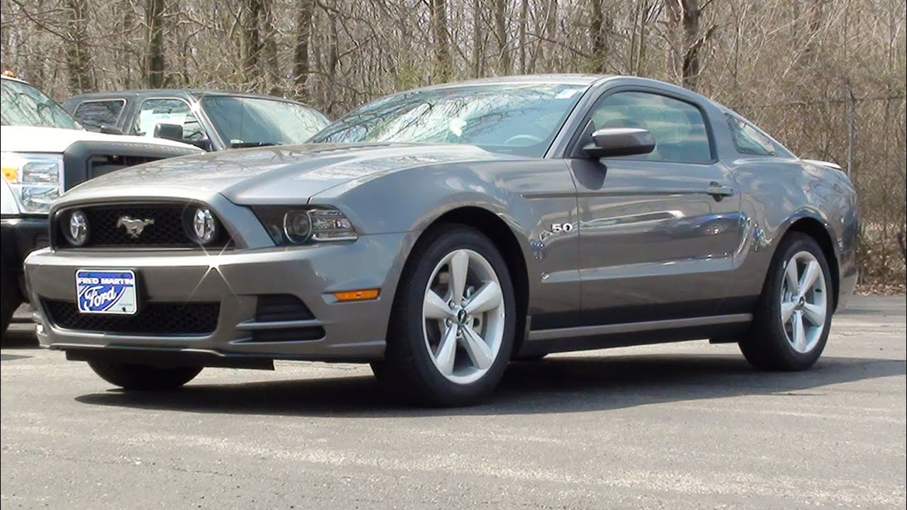 Mvs 2014 Ford Mustang Gt Youtube