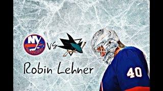Robin Lehner vs Sharks