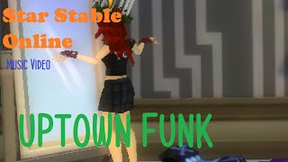 Star Stable Online - Uptown Funk (Music Video)