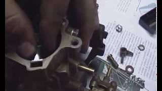видео Карбюраторы К151В, К151Е, К151У, К151Ц двигателей УМЗ-421 и ЗМЗ