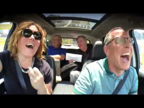 Pittsburgh's Golden Ticket: Steve Blass & Greg Brown's Car Ride for a Cause