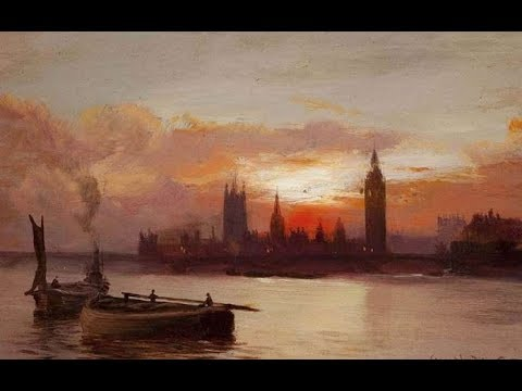 Vaughan Williams 'A London Symphony' - Detroit Symphony / Richard Hickox conducts