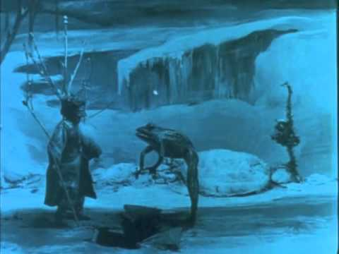 Watch The Insects' Christmas from 1913: A Stop Motion Film Starring a Cast of Dead Bugs
