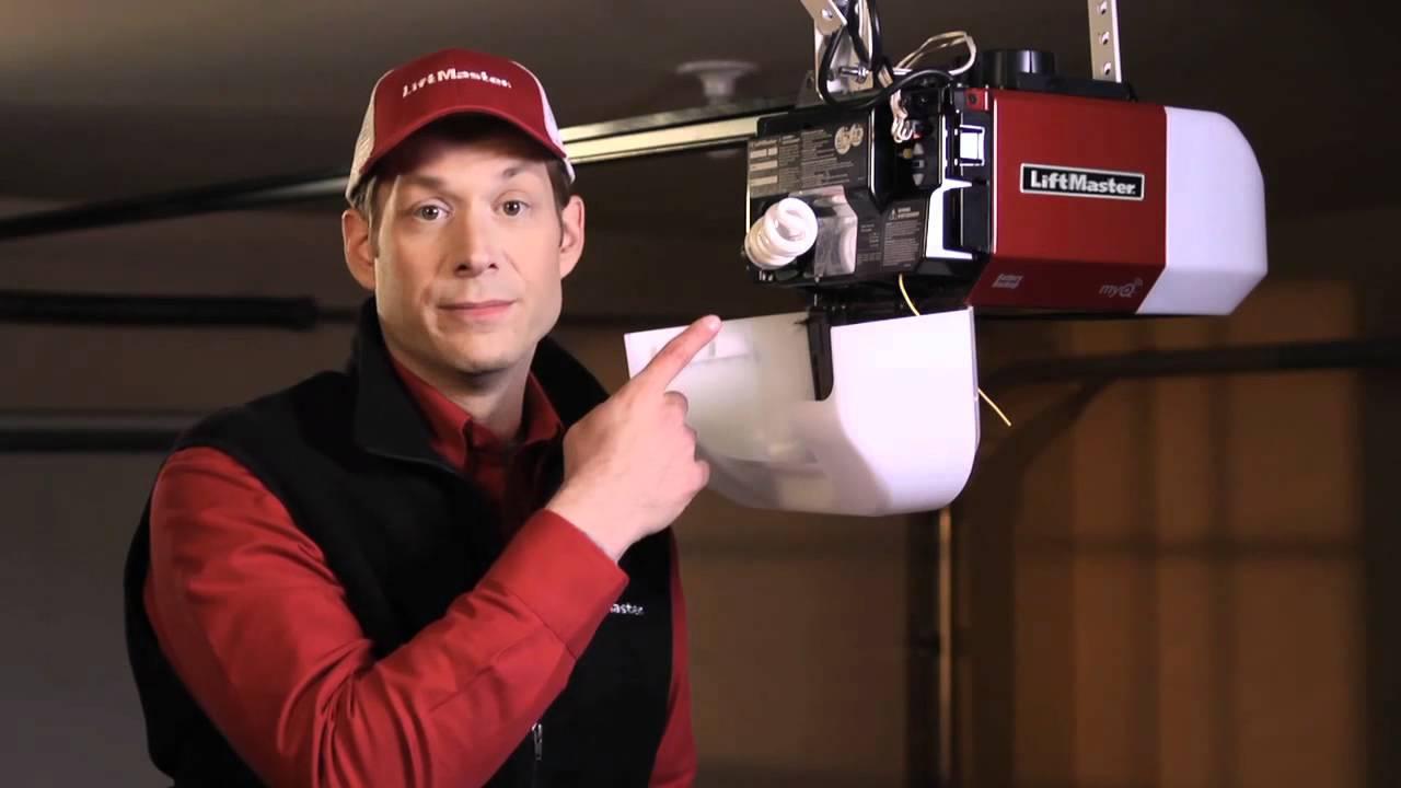 Programming the MAX Garage Door Remote Control  YouTube