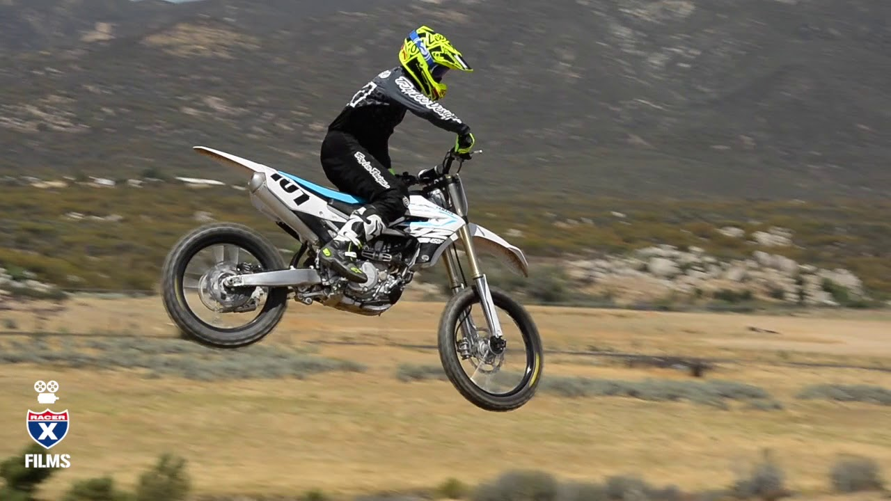 Racer X Films: Dialed In: 2018 Yamaha YZ450F