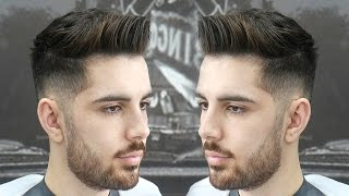 HOW TO DO A SIMPLE HAIRCUT FOR MEN || EASY BEGINNER HAIRCUT TUTORIAL