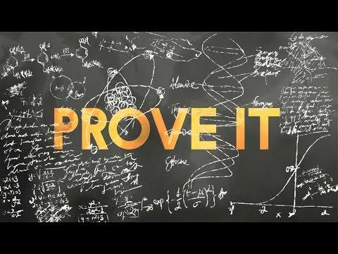 """Prove It - """"God Exists"""" - 11/05/17"""