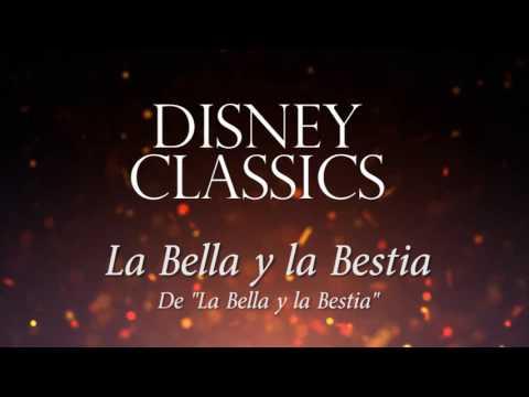 La Bella y la Bestia (Version Instrumental con Orquesta Filarmónica) De