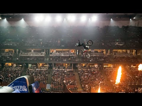 FMX Frontflips Dominate Throwdown Competition