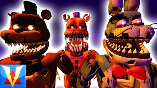 FNAF 4 PLAYABLE ANIMATRONICS! | Gmod Five Nights At Freddy