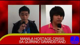 The Final Destination: Manila Hostage Crisis (short movie)