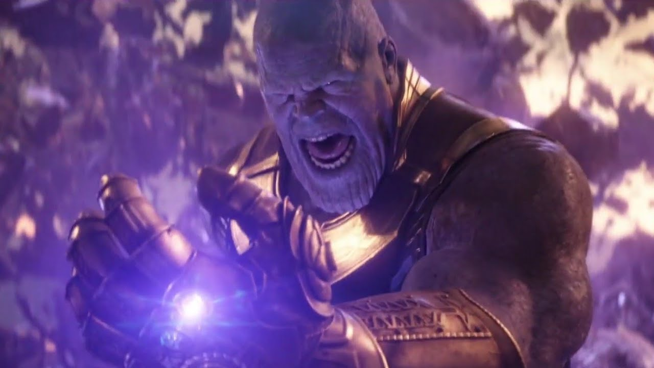 """Download Avengers: Infinity War (2018) - """"Titan Confrontation"""" 
