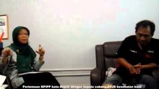 Kepala Kantor Cabang BPJS Kota Depok Berkilah, | deBlitz News