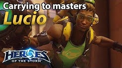 Carrying to Masters with Lucio