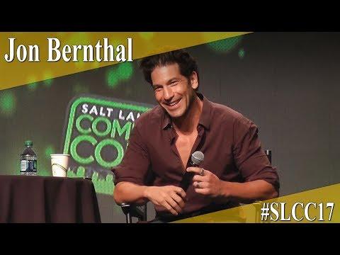 Jon Bernthal - Panel/Q&A - SLCC 2017