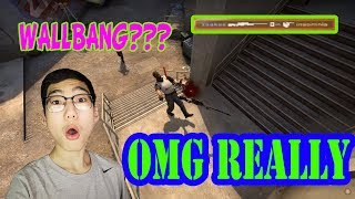 CT SPAWN TO T SPAWN WALLBANG? Mongolian CS:GO CLIPS #10