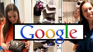 Гугъл ми избра дрехите/Ерика Думбова/Google Picks My Outfit/Erika Doumbova