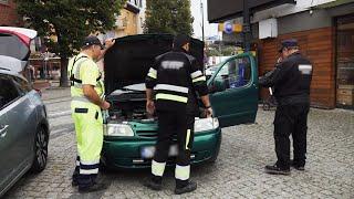 Wlał benzyny do diesla i stwierdził, że się popsuł! #Mobilni_Mechanicy