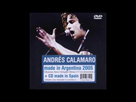 Andrés Calamaro - Made in Argentina / Made in Spain (Full album)