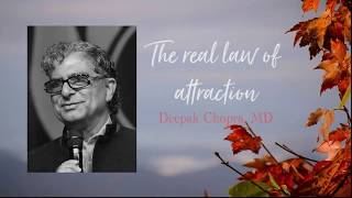 The real law of attraction