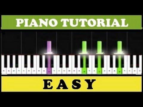 Tres Canciones Fáciles para Piano (Synthesia)