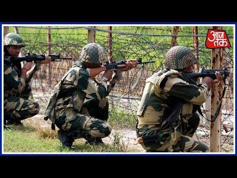 शतक आजतक   BSF ने दी पाकिस्तान को मुहतोड़ जवाब; पाक चौकियों को भारी नुकसान