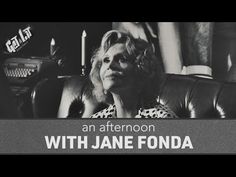 An Afternoon With Jane Fonda
