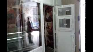 видео Перегородки из ПВХ