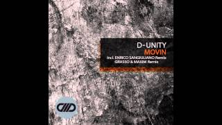 D-Unity - Movin (Original Mix)