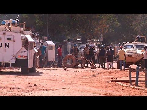 Centrafrique : 4 morts à Bangui dans des manifestations anti-ONU