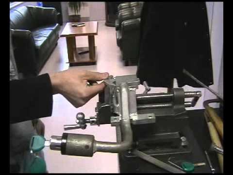 Взлом бампингом DEFEND-LOCK   Тестирование бампингом механических противоугонных устройств производства фирмы DEFEND-LOCK