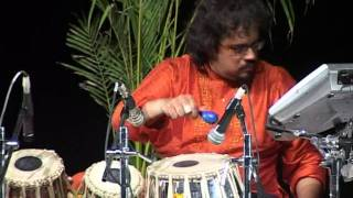 RHYTHM SCAPE - Bikram Gosh (Indian Classical Fusion) Live In Concert -1/1