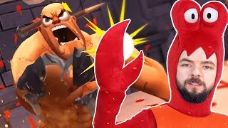 I'M AN ANGRY LITTLE CRAB MAN | GORN