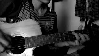 Đừng chờ anh nữa - guitar cover