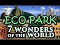 #7WondersOfTheWorld #EcoPark #UrbanPark #Newtwon #Kolkata #WestBengal #India