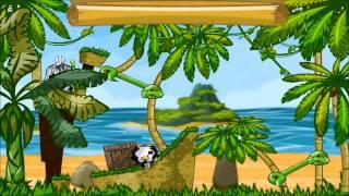 Snoring 3: Treasure Island návod - Walkthrough