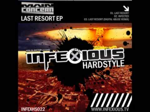 Main Concern - Infected [Infexious Hardstyle]