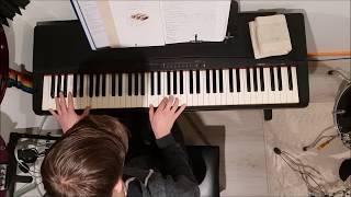 Toto - Lorraine(Piano Cover)