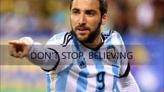 Higuain Crucial Misses For Argentina