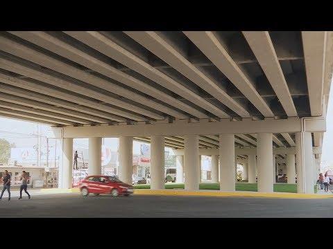 """Gobernador Yunes y alcalde inauguran Paso Superior Vehicular """"Nuevo Veracruz"""""""