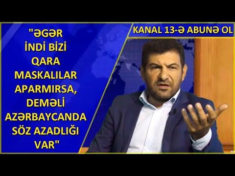 """""""Həbsimdə əli Olan Moskva Azərbaycanlıları Idi""""-Fuad Abbasov Müzakirə Saatı"""