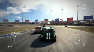Grid Autosport PC: Multiplayer Race - Mini Miglia in Autosport Raceway, Touring discipline