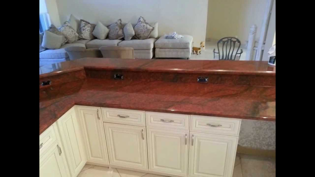 411 Kitchen Cabinets & Granite. Antique White kitchen