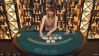 £500 Vs Evolution Casino Holdem 1st December 2016